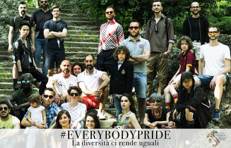 ONDA PRIDE, AL VIA LA STAGIONE DELL'ORGOGLIO LGBTI